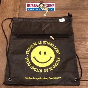 """""""Stupid is as stupid Does"""" Bubba Gump Shrimp Co."""